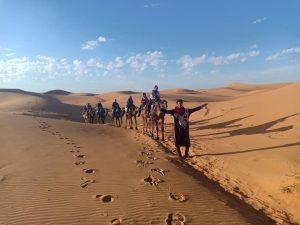 Circuit 4 jours désert au Sud de Maroc