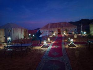 Circuit de 4 jours dans le désert du Sahara