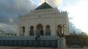 mausolée-Mohammed-V
