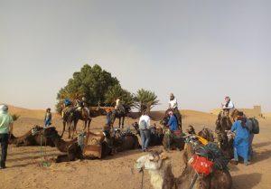 Circuit 2 jours départ de Fès au désert de Merzouga